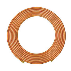 Type L soft Coil water 1in x 60ft Ls10060