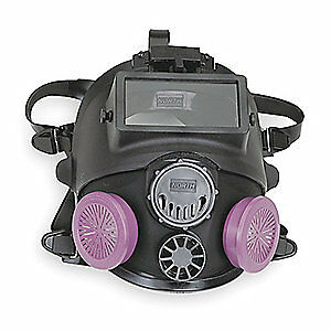 Honeywell North Full Face Respirator threaded m l 760008aw