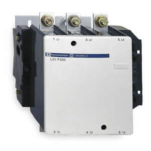 Schneider Electric Iec Magnetic Contactor 120vac 115a 3p Lc1f115g6