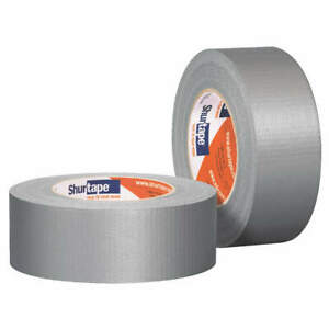 Duct Tape 48mm X 55m silver 7 Mil pk24 Pc 007
