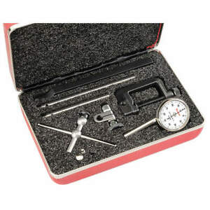 Starrett Dial Indicator 0 To 0 200 In 0 100 196a6z