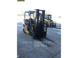 2015 Caterpillar P5000 Forklifts