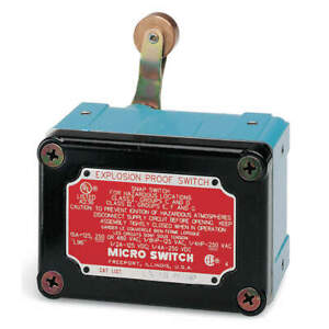 Honeywell Micro Switch Explosion Proof Limit Switch Ex ar
