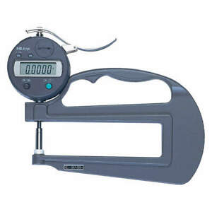Mitutoyo Digital Thickness Gage 4 7 Throat 547 520s