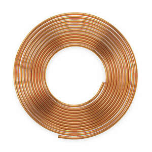 Mueller Industries Type K soft Coil water 1 In x 60ft 606