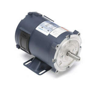 Leeson Dc Permanent Magnet Motor 13 5a 1 3 Hp 108050 00