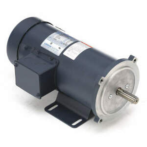 Leeson Dc Permanent Magnet Motor 3 8a 3 4 Hp 098069 00