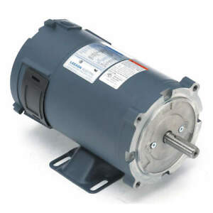 Leeson Dc Permanent Magnet Motor 39 0a 1 2 Hp 108047 00