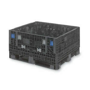 Orbis Gp4048 39 Collapsible Container 48 In L 40 In W bl