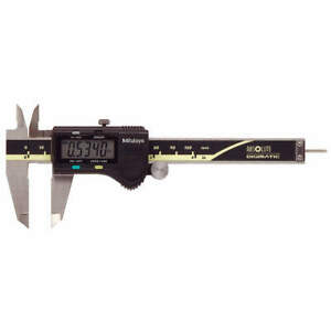Mitutoyo Absolute Digital Caliper 0 To 4 In 500 170 30cert