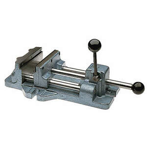 Wilton Drill Press Vise 1 1 4 D 8 3 16 In Open 13403