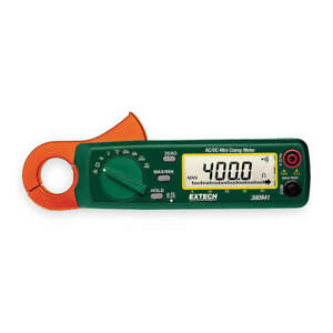 Extech Clamp Meter 200a 400 Ohms 380941