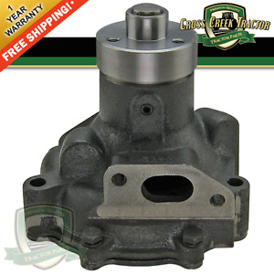Tx10252 New Water Pump For Long fiat 350 360 445 460 510 560 610