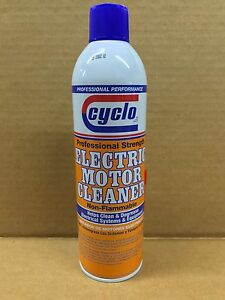 Genuine Cyclo Professional Electric Motor Cleaner And Degreaser C37 Free Ship