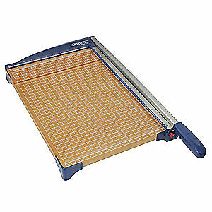 Westcott Guillotine Paper Cutter 15 In Abs Base 13778