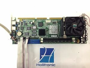 Advantech P i p4bvll Rev 2 2 Single Board Computer Pentium 4 2 6ghz 512mb Ram
