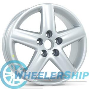 New 17 Alloy Replacement Wheel For Audi A4 A6 2002 2003 2004 2005 Rim 58749