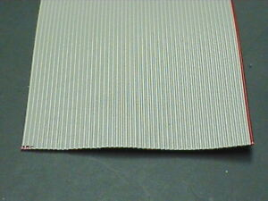 Per Foot 50 Conductor Ribbon Cable 28 7x36 Awg 0 05 1 27mm Pitch Spacing