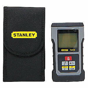 Stanley Distance Measure laser 165 Ft lcd Stht77139