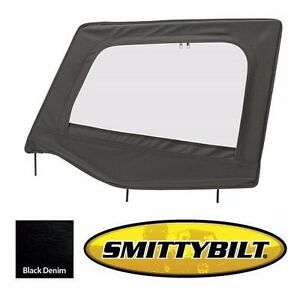 Smittybilt Driver Side Upper Door Skin Frame For 1988 1995 Jeep Wrangler Yj