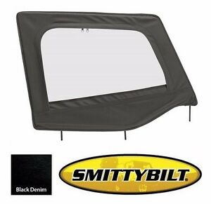 Smittybilt Passenger Upper Door Skin Frame For 1988 1995 Jeep Wrangler Yj