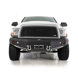 Smittybilt Front D Ring Winch Bumper Led Lights For 2006 2009 Dodge Ram 2500