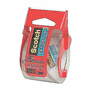 Scotch Packaging Tape 20 3m L 48mm W pk36 142