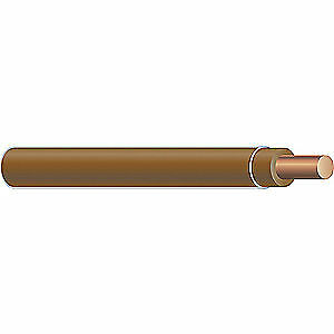Southwire Company Building Wire thhn 14 Awg brown 2500ft 11586505 Brown