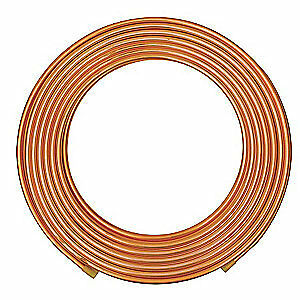 Mueller Industries Type L soft Coil water 1 2in x100ft Ls04100