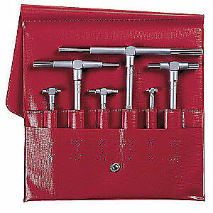 Mitutoyo Telescoping Gage Set 4 Pc 2 126 In D 155 907