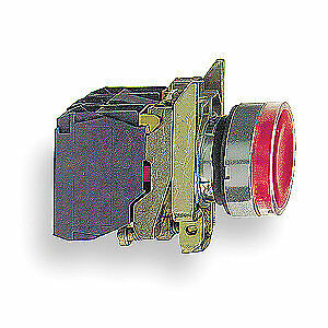 Schneider Electric Illuminated Push Button 22mm red Xb4bw34b5 Red
