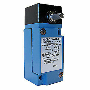 Honeywell Micro Switch Heavy Duty Limit Switch Lsa8a