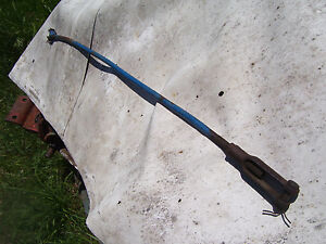 Vintage Ford 3600 Gas Tractor clutch Pedal Rod 1966