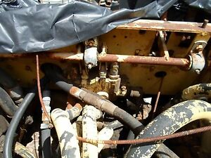 Ford Skid Steer Cl340 Main Hydraulic Control Valve