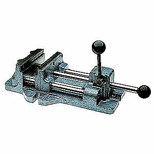 Wilton Drill Press Vise 1 5 16 D 4 11 16in Open 13401
