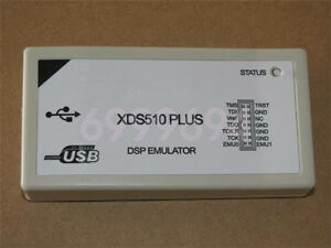 New Dsp Emulator Usb Jtag Programmer Xds510 Plus For Ti Dsp