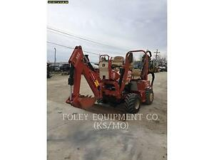 2013 Ditch Witch charles Machine Works Rt45 Trenchers