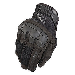 Mechanix Wear Tactical Glove l black pr Mp3 f55 010 Black