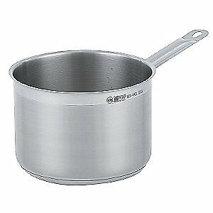 Vollrath Stainless Steel Sauce Pan 6 3 4 Qt 3806