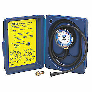 Yellow Jacket Gas Pressure Test Kit 0 To 35 In Wc 78060