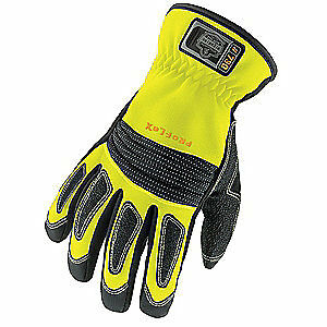 Proflex Rescue Gloves flair synthetic Leather pr 97 972 Lime