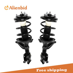 For 2002 2006 Honda Crv Front Quick Complete Struts Coil Springs Pair