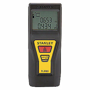 Stanley Laser Distance Measure lcd Display Stht77032