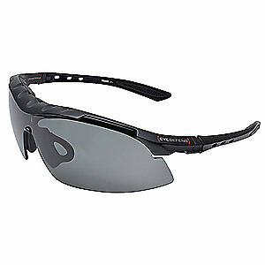 Eyedefend Protective Goggles smoke yellow clear Shldgrx pol