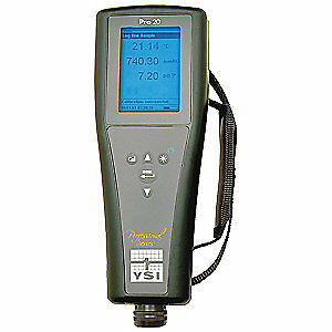 Ysi Dissolved Oxygen Meter 0 To 50 Mg l Pro20