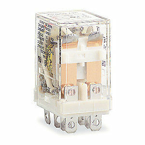 Square D Relay 8pin dpdt 10a 24vac 8501rs42p14v14