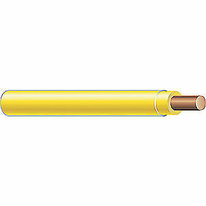 Southwire Company Building Wire thhn 14 Awg yellow 500ft 11584001 Yellow