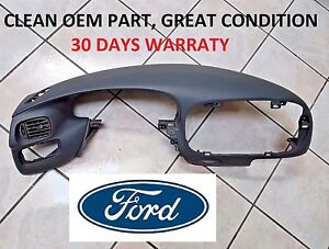 1997 2003 Ford F150 Expedition Dash Pad Oem Bezel Graphite