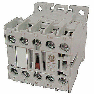 General Electric Iec Magnetic Contactor 240 To 277vac 1no Mc0a310atn