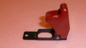 1pc Cutler Hammer Ms25224 2 Military Mil Spec 8497k2 Red Locking Switch Guards